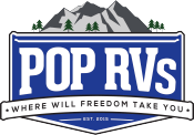 POP Yachts and POP RVs logo