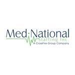 Med National Staffing Inc. logo